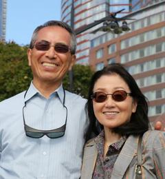 Hisashi and Masae Kobayashi